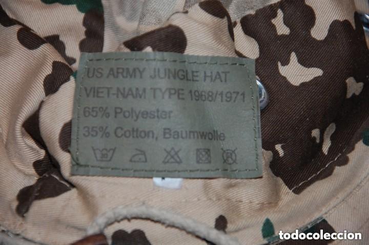 Militaria: CHAMBERGO US ARMY MODELO VIETNAN 1968-1971 - Foto 3 - 157961782