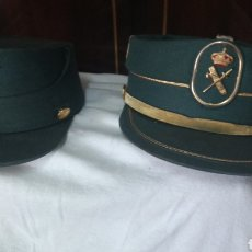 Militaria: LOTE GORRAS GUARDIA CIVIL. Lote 158007128