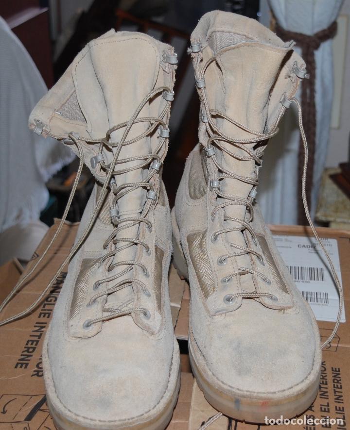 USMC. US MARINES. BOTAS DE CAMPAÑA. TALLA 46 (Militar - Botas y Calzado)