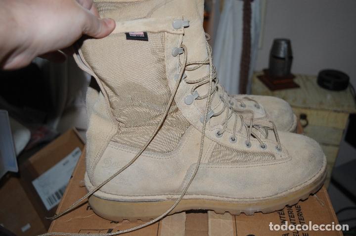 Militaria: USMC. US MARINES. BOTAS DE CAMPAÑA. TALLA 46 - Foto 6 - 158201634