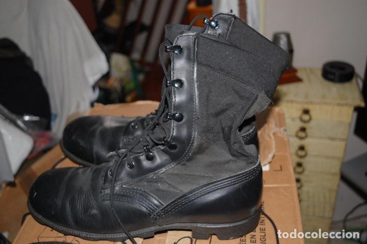 Militaria: USMC. US MARINES.BOTAS DE CAMPAÑA. - Foto 8 - 158204046