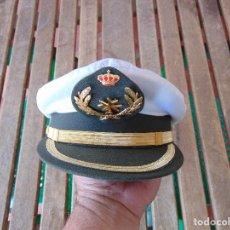 Militaria: GORRA DE SANIDAD MILITAR EPOCA JUAN CARLOS. Lote 158241998