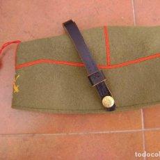 Militaria: GORRO CHAPIRI DE LA LEGION ESPAÑOLA .. Lote 158617830