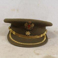 Militaria: GORRA PLATO COMANDANTE. Lote 159003818