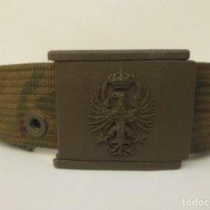 Militaria: CINTURON MILITAR EJERCITO DE TIERRA DE CAMUFLAGE. Lote 159111010