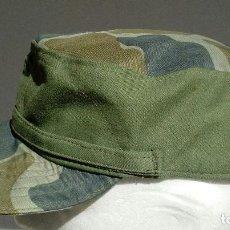Militaria: GORRA CAZAPATOS CAZADORES PARACAIDISTAS, AÑOS 70/80, TALLA G: 60. AMEBA, TORTUGA, JIRAFA BRIPAC. Lote 160191182