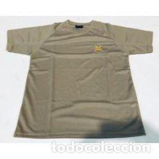 Militaria: ESTUPENDA CAMISETA MANGA CORTA DE LA LEGIÓN ÁRIDA ESCUDO LEGION BORDADO ULTIMAS TALLAS -S-M-L-XL-XXL. Lote 160281830