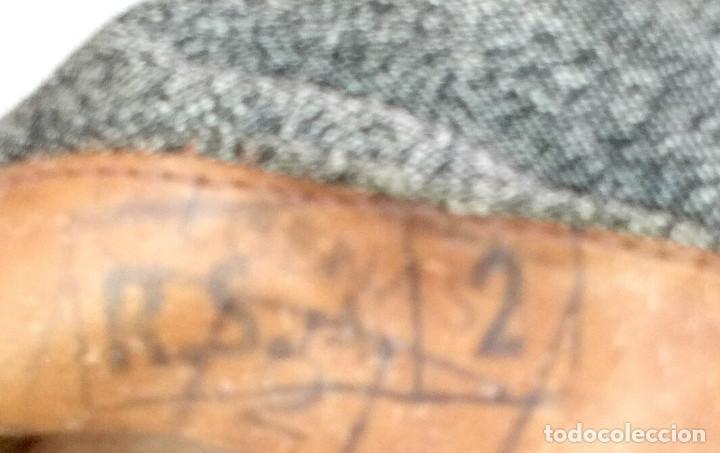 Militaria: Gorra gris granito faena y maniobras Infantería de Marina, Tercio Armada, de oficial, grande. - Foto 4 - 160566746