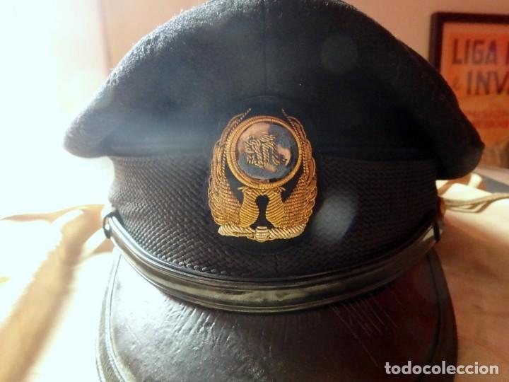 Militaria: (JX-190481)Gorra y bandera Japonesa , Aviacion ? 2ª GUERRA MUNDIAL ? - Foto 2 - 160568066