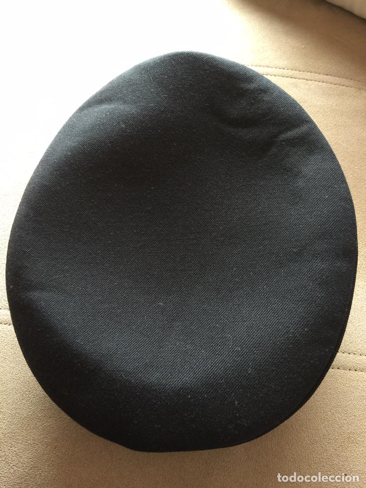 Militaria: Gorra de plato de policía local sin placa - Foto 5 - 160581621