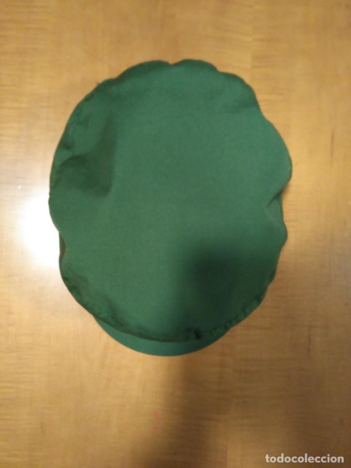 Militaria: Antigua gorra del ejército chino - Foto 2 - 160635142