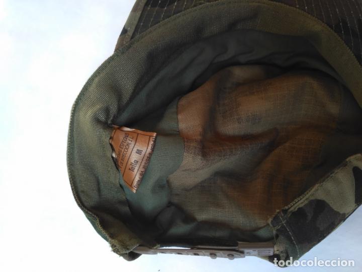Militaria: GORRA MILITAR EJERCITO TIERRA TALLA M NUEVA A ESTRENAR - Foto 2 - 160648650