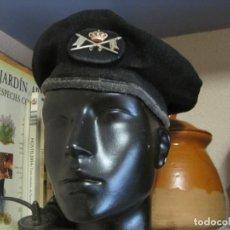 Militaria: BOINA CABALLERIA LIGERA. Lote 160673426