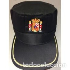 Militaria: GORRA AGENTE POLICIA LOCAL DE LA COMUNIDAD VALENCIANA PRETGUNTEN SUS TALLAS. Lote 160723806