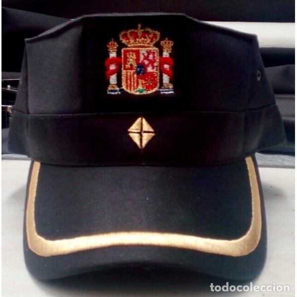 GORRA INTENDENTE POLICIA LOCAL DE LA COMUNIDAD VALENCIANA PRETGUNTEN SUS TALLAS (Militar - Boinas y Gorras )