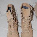 Militaria: USN. US NAVY Y USMC MARINES. BOTAS WELCO. TALLA 11.5. SUELA VIBRAM. Lote 160780386