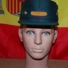 Militaria: GORRA MONTAÑERA GUARDIA CIVIL CABO/KEPI DE CABO PRIMERO GUARDIA CIVIL (ORIGINAL DE EPOCA). Lote 160865706