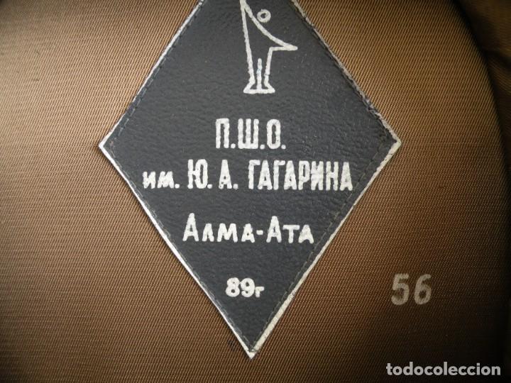 Militaria: Gorra de oficial del Ejercito Soviético - Foto 3 - 160933050