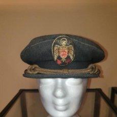 Militaria: GORRA JERARCA FALANGE AÑOS 40. Lote 161222194