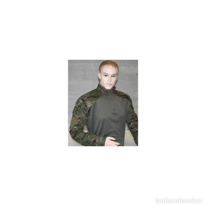 Militaria: BOTAS ITURRI MODELO ACTUAL ET Nº 42 + POLAINAS BOSCOSAS - Foto 2 - 161297310