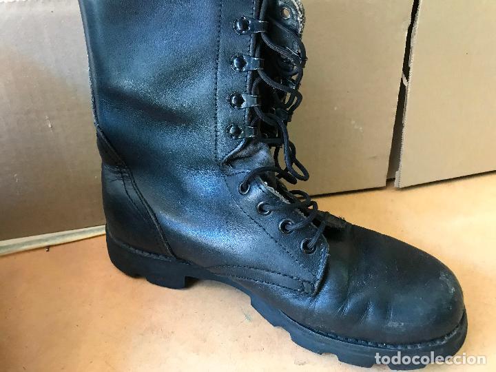 Militaria: Botas de cuero IMEPIEL (CASA SEGARRA) ejercito Español años 70 80 T41 - Foto 3 - 161458942