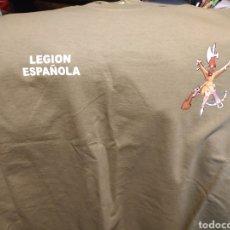 Militaria: CAMISETA KAKI CRISTO DE LA LEGION. XL. Lote 161467352