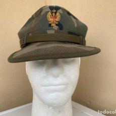 Militaria: GORRA BOSCOSO EJÉRCITO DE TIERRA TALLA M ESPAÑA. Lote 161500602