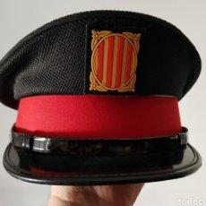 Militaria: GORRA DE PLATO VERANO MOSSOS. Lote 161528681