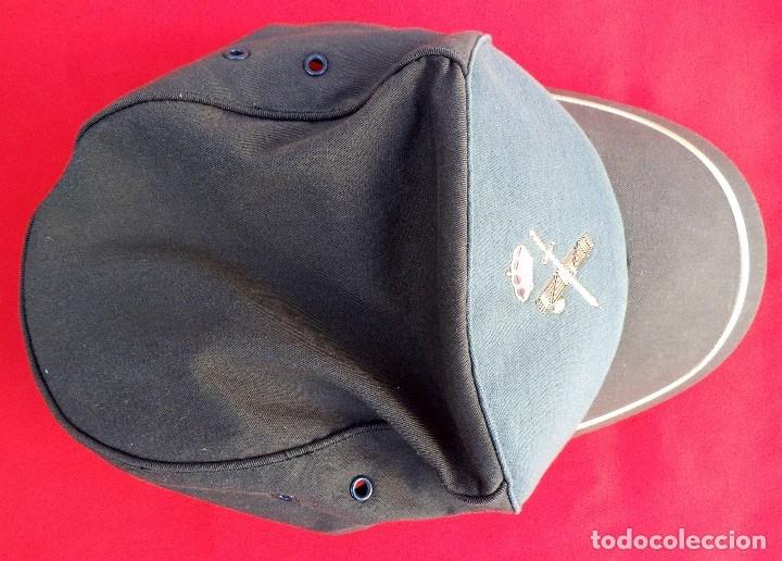 Militaria: gorra guardia civil. - Foto 3 - 159781554