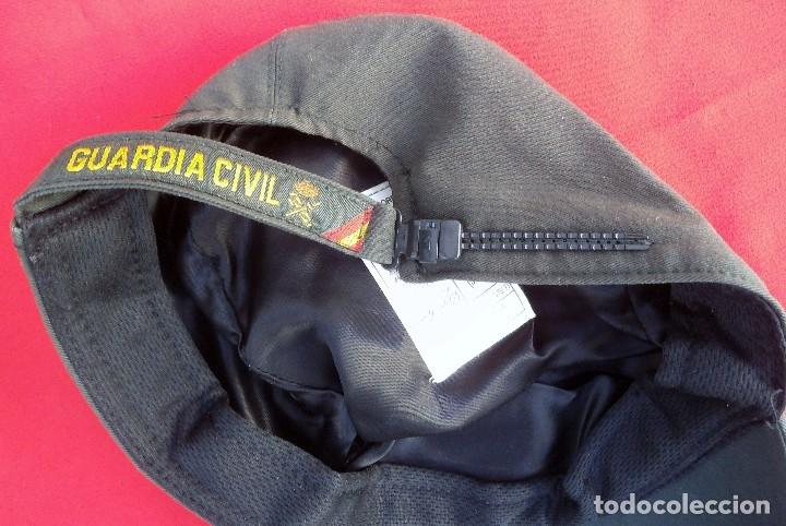 Militaria: gorra guardia civil. - Foto 4 - 159781554