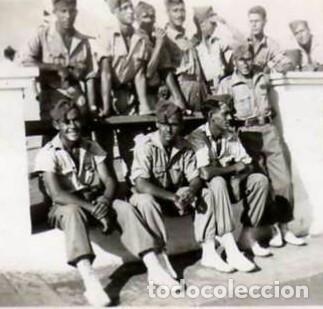 Militaria: BOTAS LEGIONARIAS. ALPARGATAS LEGIÓN,¡Imprescindible para tu colección!.Guerra civil,Marruecos, Ifni - Foto 7 - 162376234