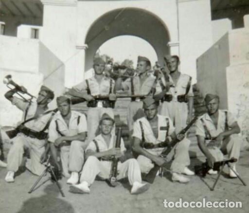 Militaria: BOTAS LEGIONARIAS. ALPARGATAS LEGIÓN,¡Imprescindible para tu colección!.Guerra civil,Marruecos, Ifni - Foto 8 - 162376234