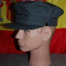Militaria: GORRA DE PLATO: AÑOS 60 VIGILANTE JURADO O SERENO. Lote 162646274