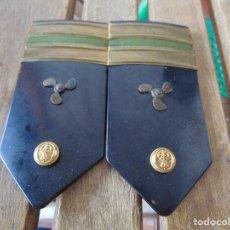 Militaria: DRAGONA HOMBRERAS MARINA OFICIAL MECANICO. Lote 162713458