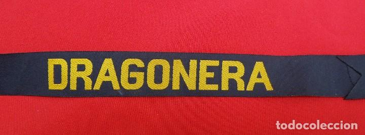 CINTA DE LEPANTO PATRULLERO DRAGONERA (Militar - Otros relacionados con uniformes )