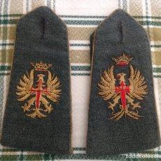 Militaria: HOMBRERAS DE OFICIAL DE LA GUARDIA CIVIL.. Lote 178992988