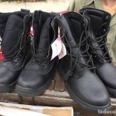 Militaria: BOTAS MILITARES O POLICIALES. NUEVAS, DEL 38 AL 48. Lote 163473029