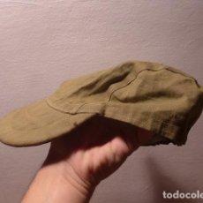 Militaria: ANTIGUA GORRA MILITAR A IDENTIFICAR, CREO AMERICANA, ESTADOS UNIDOS ?. Lote 163772882