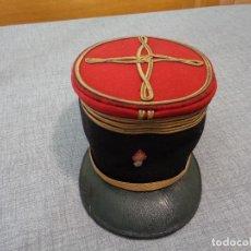 Militaria: KEPI O GORRA FRANCESA OFICIAL PRIMERA GUERRA MUNDIAL. Lote 164742070