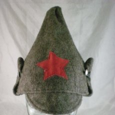 Militaria: GORRA SOVIETICA BUDIKONOVA - GORRO RUSO. Lote 165123222