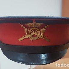 Militaria: GORRA OFICIAL DE INFANTERIA EPOCA ALFONSO XIII REGLAMENTO DE 1908. Lote 165366666