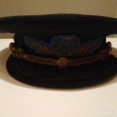 Militaria: GORRA DE INGENIERO ÉPOCA DE FRANCO. Lote 165454958