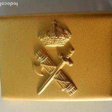 Militaria: HEBILLA DE LA GUARDIA CIVIL.. Lote 165564894