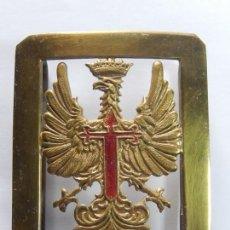 Militaria: HEBILLA EJÉRCITO DE TIERRA Y GUARDIA CIVIL.. Lote 165568426