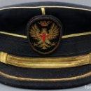 Militaria: GORRA DE PLATO DE TENIENTE CORONEL JURÍDICO FABRICANTE HIJO JESÚS MARTINEZ ÉPOCA FRANCO. Lote 165642102