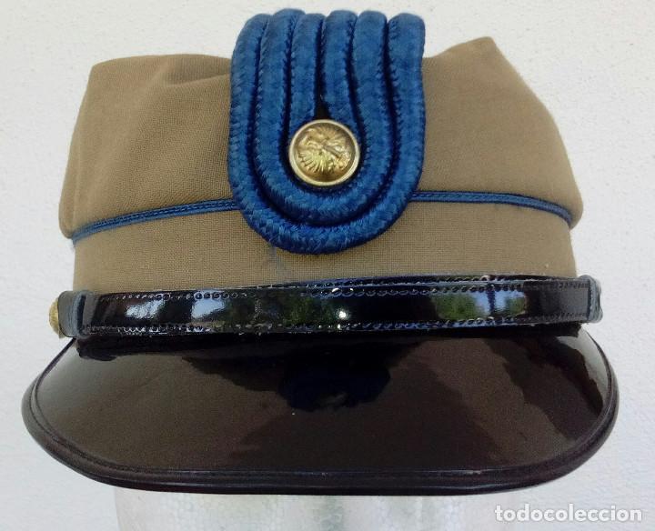 Militaria: TERESIANA ATN. GORRA TROPAS NÓMADAS DEL SÁHARA TALLA GRANDE 58, BUEN ESTADO. - Foto 2 - 165872662