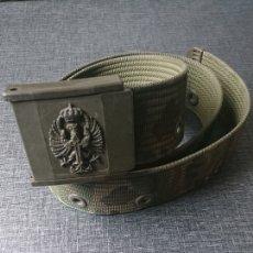Militaria: CINTURON MILITAR. Lote 166025545