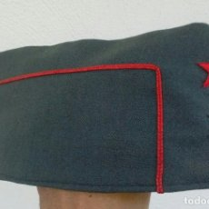 Militaria: GORRILLO ISABELINO CARABINERO. REPÚBLICA GUERRA CIVIL. GORRO CUARTELERO CARABINEROS EPR. T59. REPRO. Lote 166046926