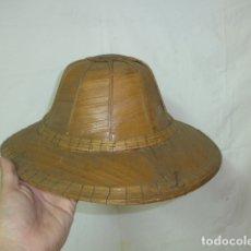 Militaria: ANTIGUO SALACOT ORIENTAL A IDENTIFICAR. Lote 166640282