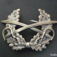 Militaria: INSIGNIA GORRA CABALLERIA. Lote 167152140